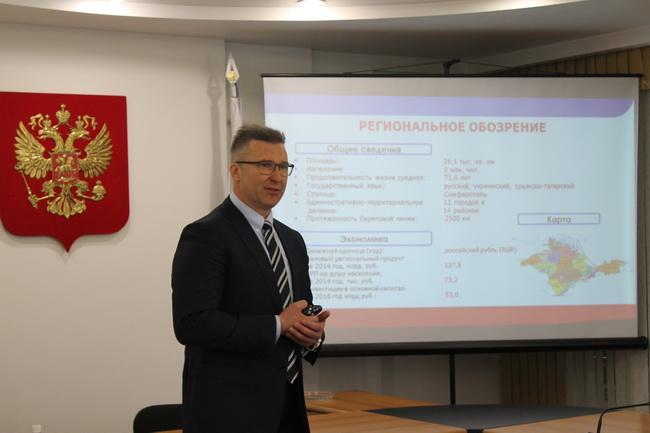 Делегация АО «Корпорация развития Республики Крым» посетила Кузбасс