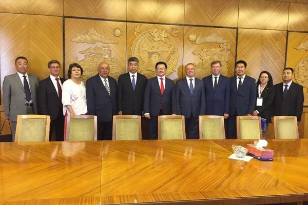 Генеральный директор Кузбасской ТПП приняла участие в форуме приграничных стран